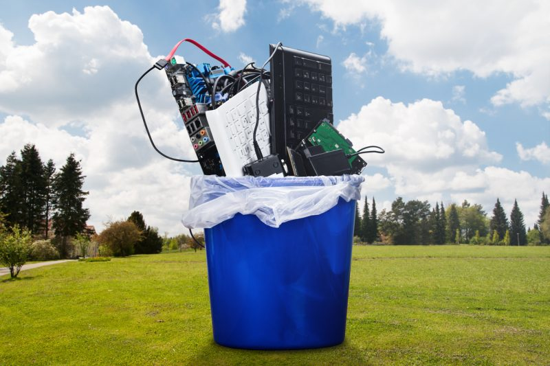 How to Reduce Electronic Waste