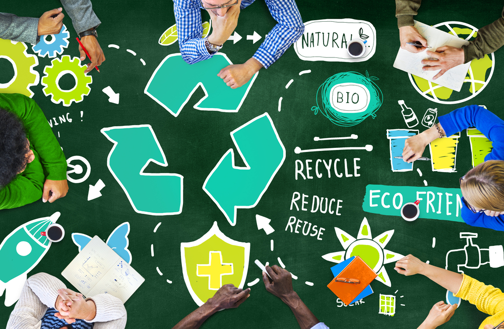3 R's of the Waste Reduction Hierarchy