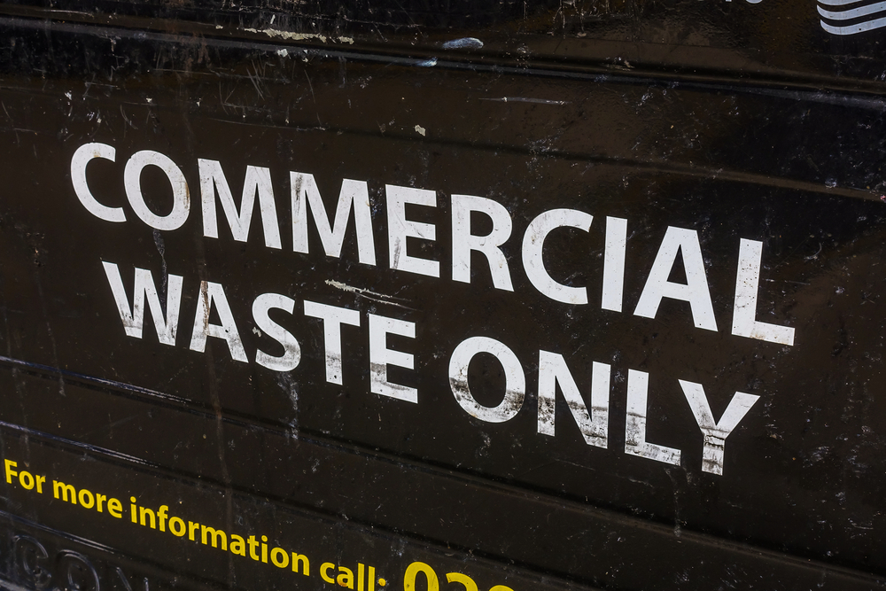 What is Commercial Waste